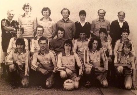 Newport Football Team 1978