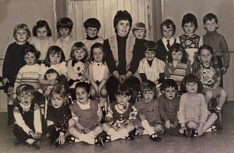 Newport Playgroup 1975