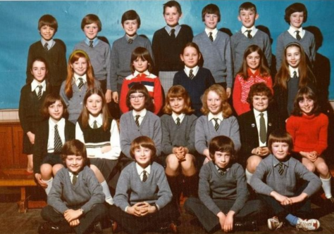 Newport School 1975 Primary 7