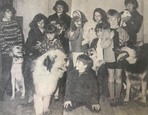 Red Cross Pet Show 1970