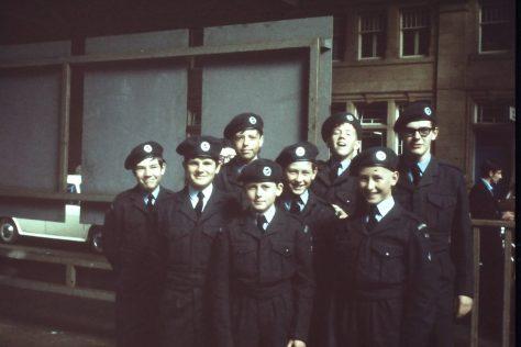 2345 Tayside (Newport) Air Cadets c. 1967