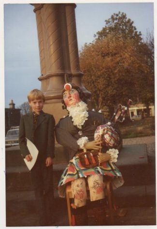 Guy Competition: Bonfire Night 1972