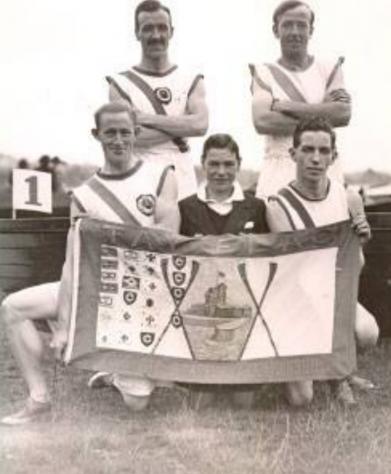 Wormit Boating Club 1938.