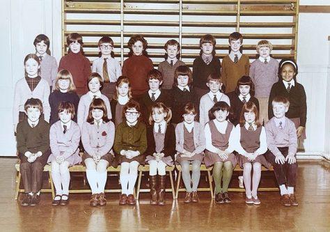 Newport School c. 1975
